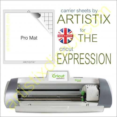 "12"" x 12"" Pro Carrier Sheet Cutting Mat For The Cricut Expression Artistix"